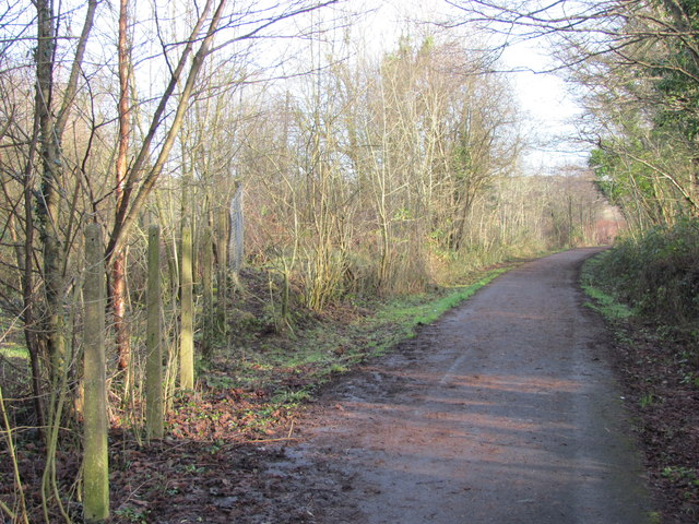 Site of Brynmenyn Station