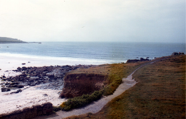 St Ives, Path Around The Island