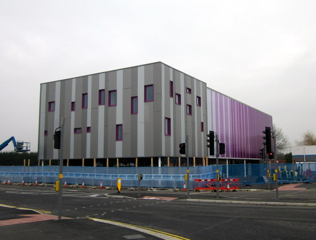 Youth Centre Longbridge Lane, Opening Summer 2012