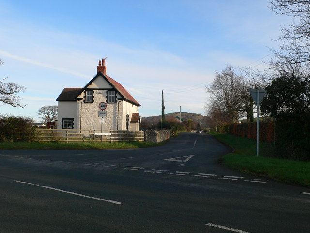 House at the junction