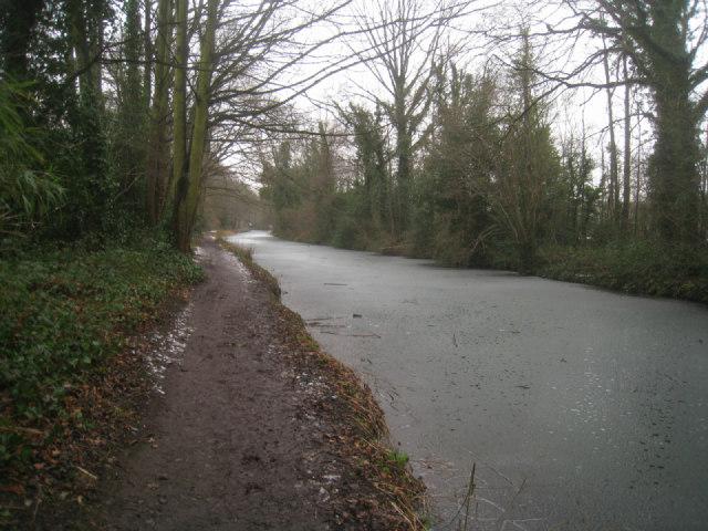 Basingstoke Canal - Fleet