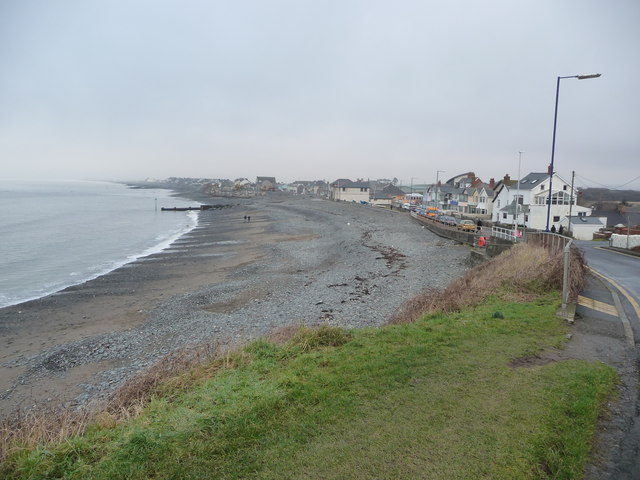 Borth in February
