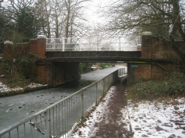 Old Pondtail Bridge