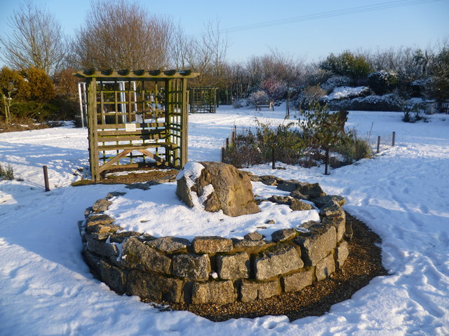 Margery Fish Garden of Remembrance at Wood Green Animal Shelter