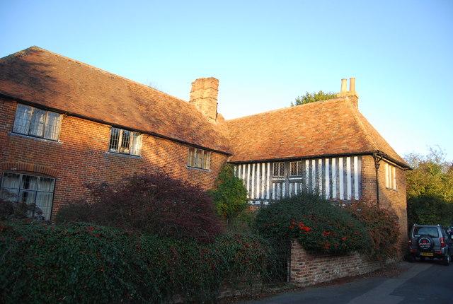 Kemphall Farmhouse