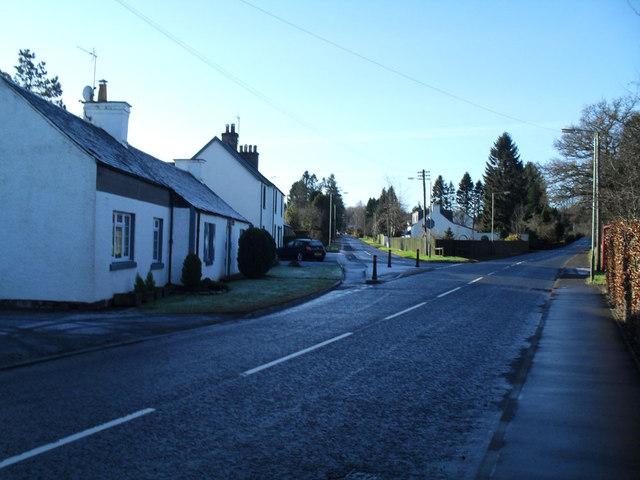 Muirton junction