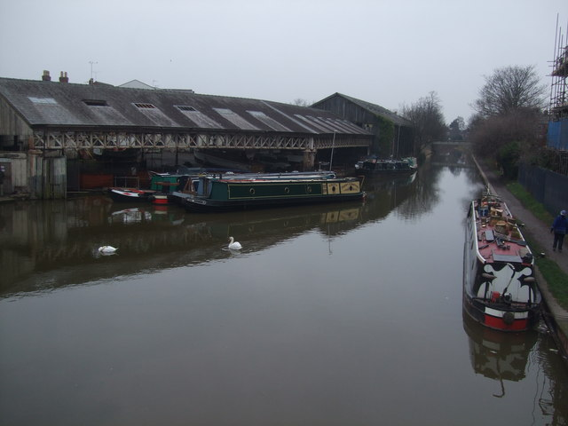 Chester Canal Workshop