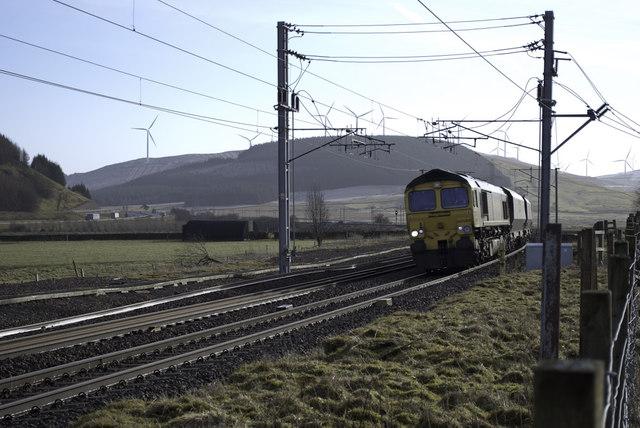 North bound freight service