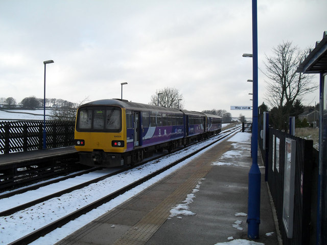 Leaving Giggleswick