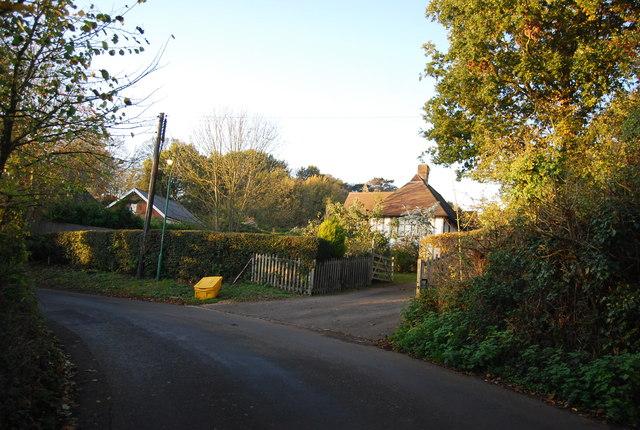 Bend, Westbere Lane