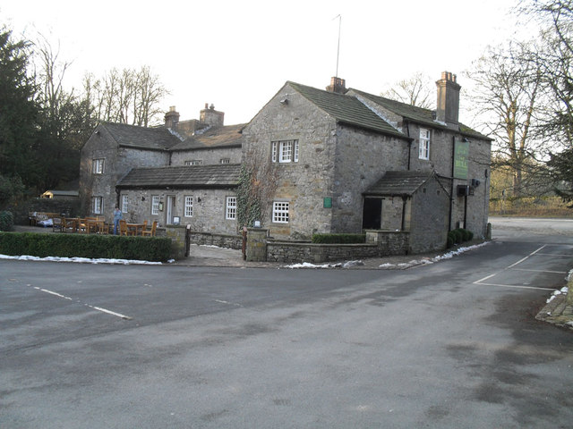 The Bull at Broughton