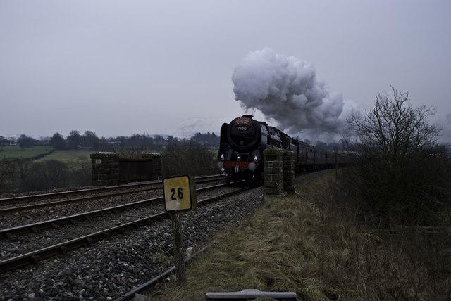 The Cumbrian Mountain Express
