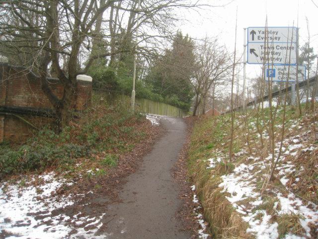 Canal access path