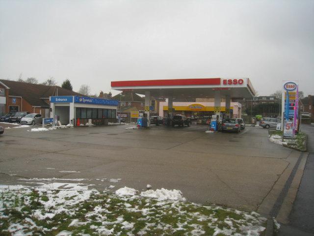 Esso - (A323) - Fleet