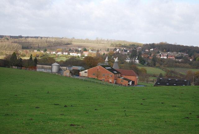 Tutsham Hall Farm Oasts