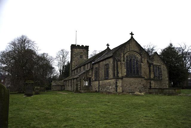 St.Barts Church Great Harwood