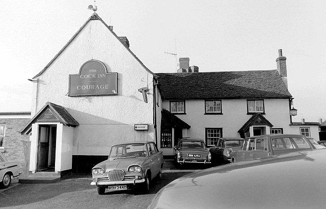 The Cock Inn, Great Parndon