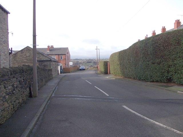 Westroyd Avenue - Hunsworth Lane