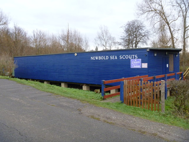 Sea Scout hall