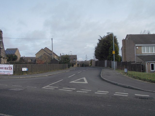 Savile Park Road - Hunsworth Lane
