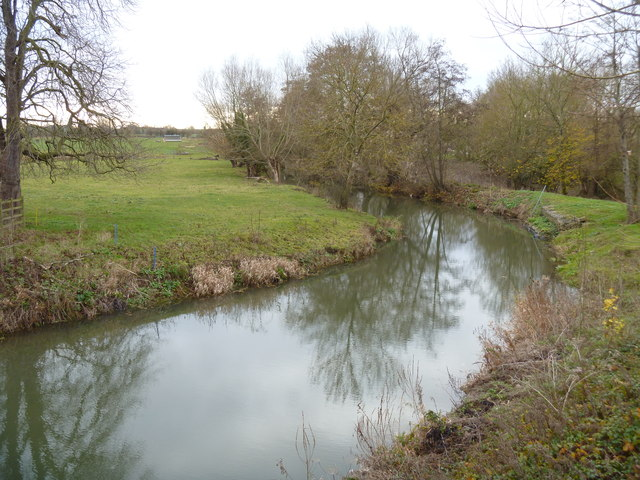 Gently flows the Stour [1]