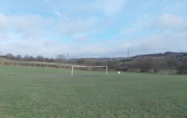 Playing Fields - Green Lane
