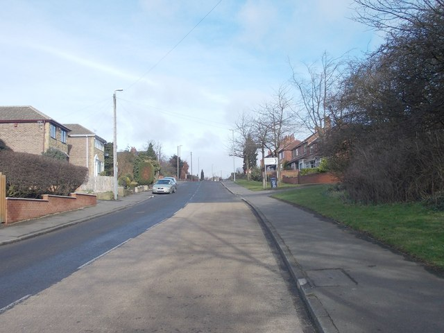 Hunsworth Lane - Whitehall Road West