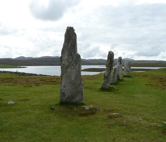 Calanais / Callanish I - Western Arm and Loch Ròg