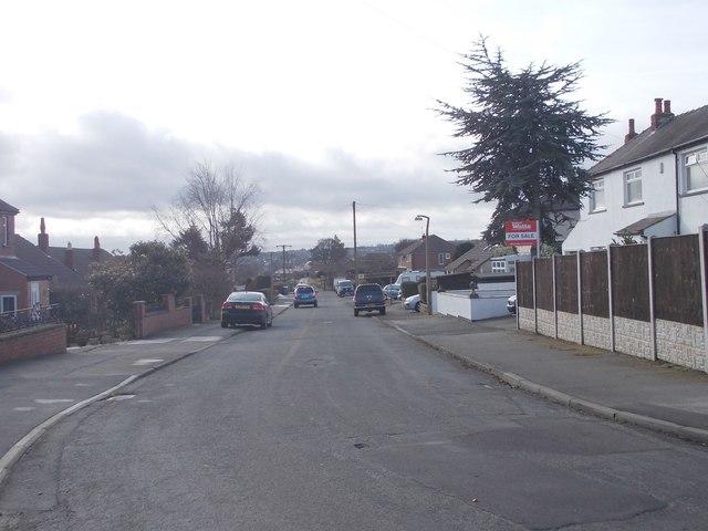 Kilroyd Drive - Whitehall Road West
