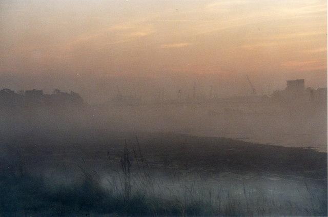 Morning Mist on the Lake 18