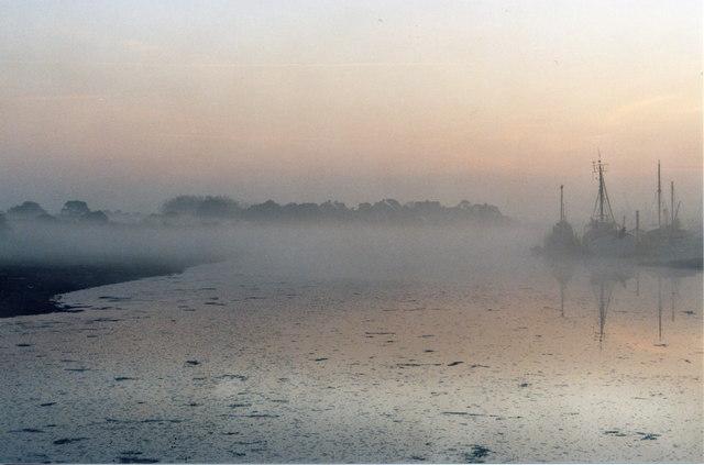 Morning Mist on the Lake 20