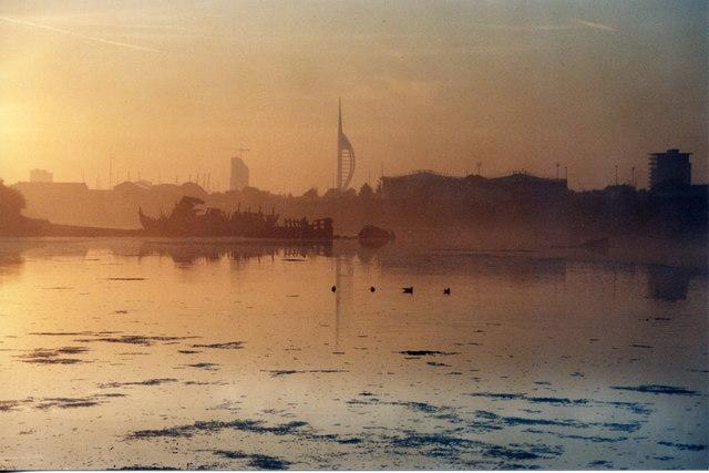 Morning Mist on the Lake 21