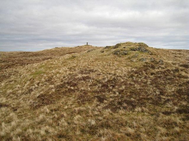 On top of Ben Duagrich