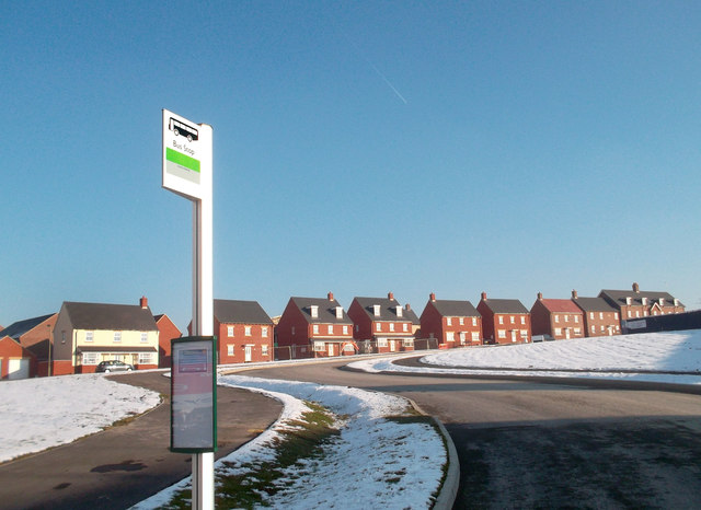 Great Western Park, New Houses