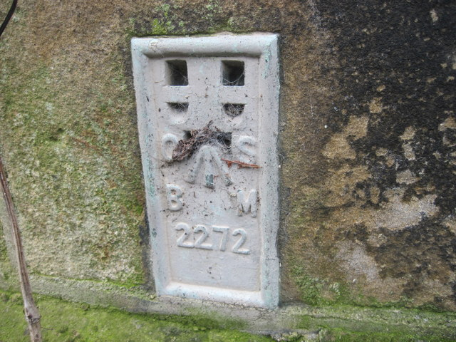 Ordnance Survey Flush Bracket 2272
