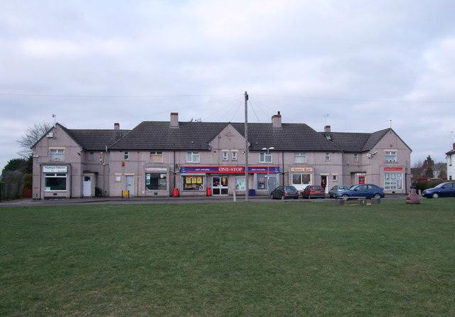 Shops, The Circle, Pinehurst