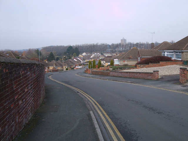 Penhill from Haydon View Road