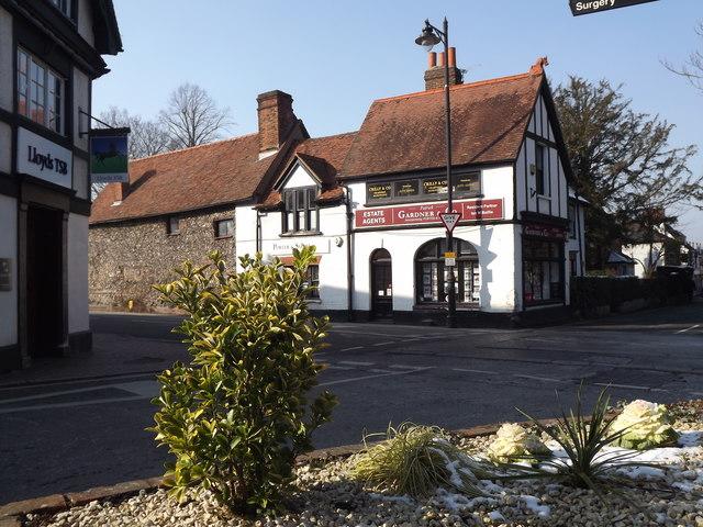 Great Bookham Crossroads