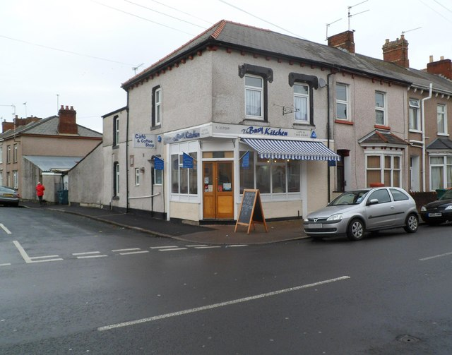 The Busy Kitchen, Church Road, Newport