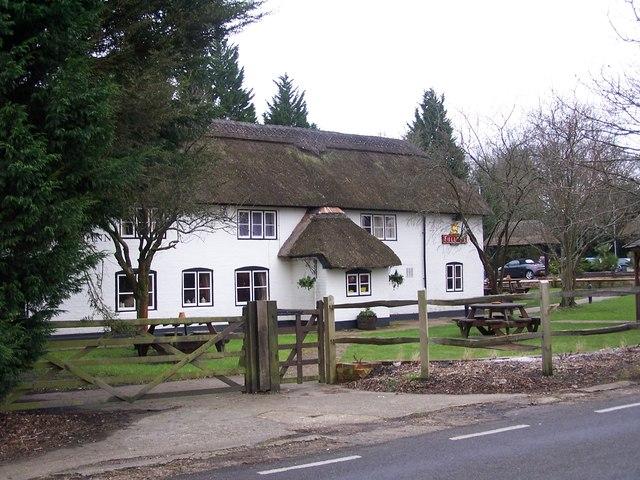 The Pilgrim Inn, Marchwood