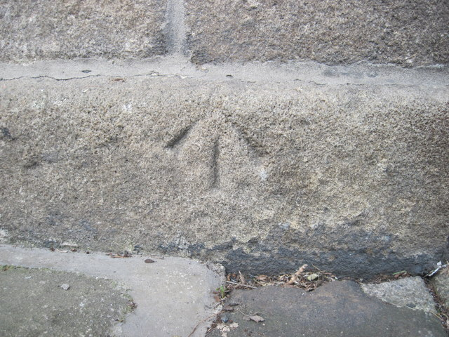 Ordnance Survey Pivot Bench Mark