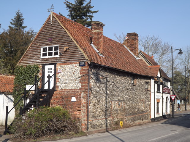 Old Great Bookham
