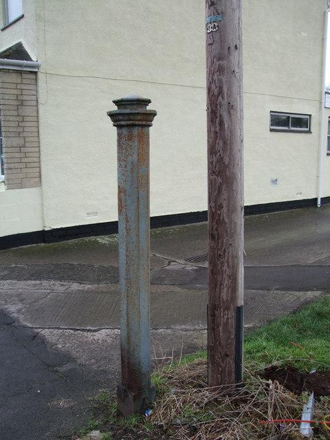 Post, Osborne Street, Swindon