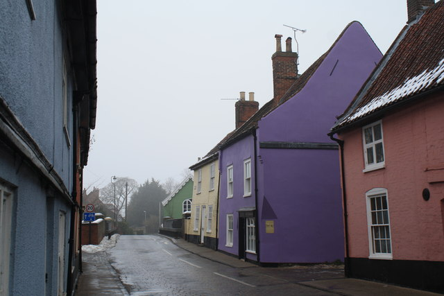 Bridge Street, Bungay