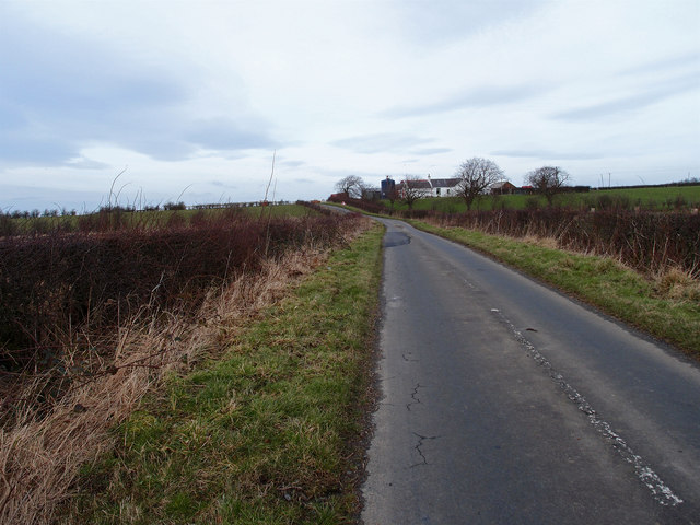 Minor Road, Sessionfield Farm