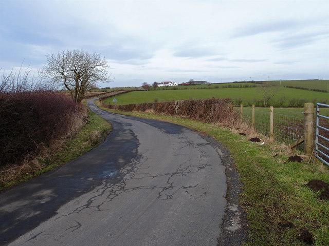 Minor Road, Session Farm