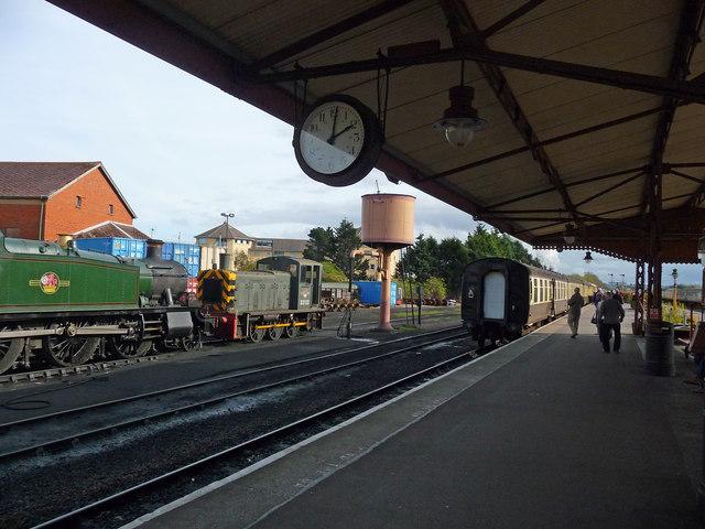 Minehead - Minehead Station