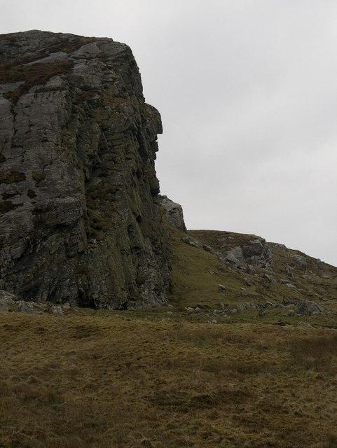 Granny Rock, Islay