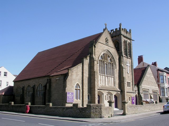 Claremont, Warley Rd Congregational, Blackpool
