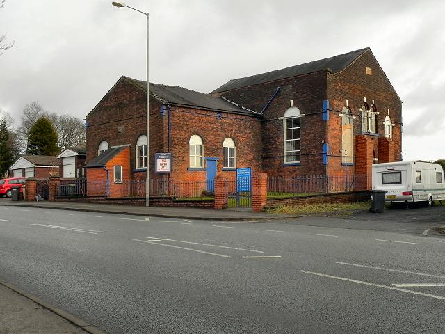 Dicconson Lane Independent Methodist Church